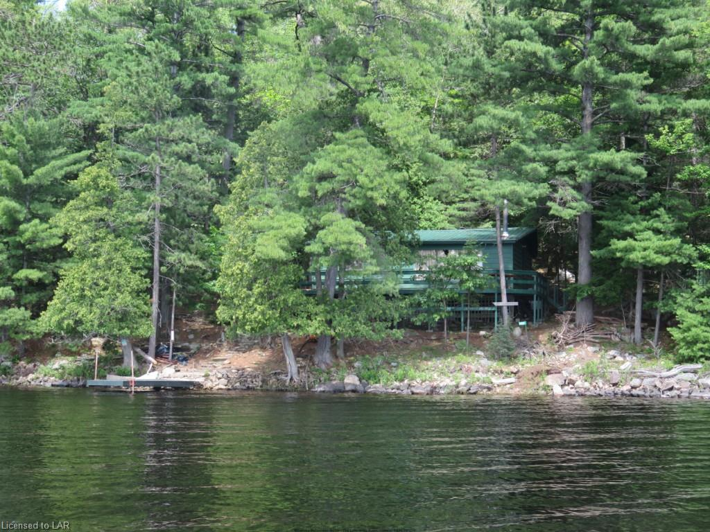 1405 restoule lake, Restoule Ontario Canada Located on Restoule Lake